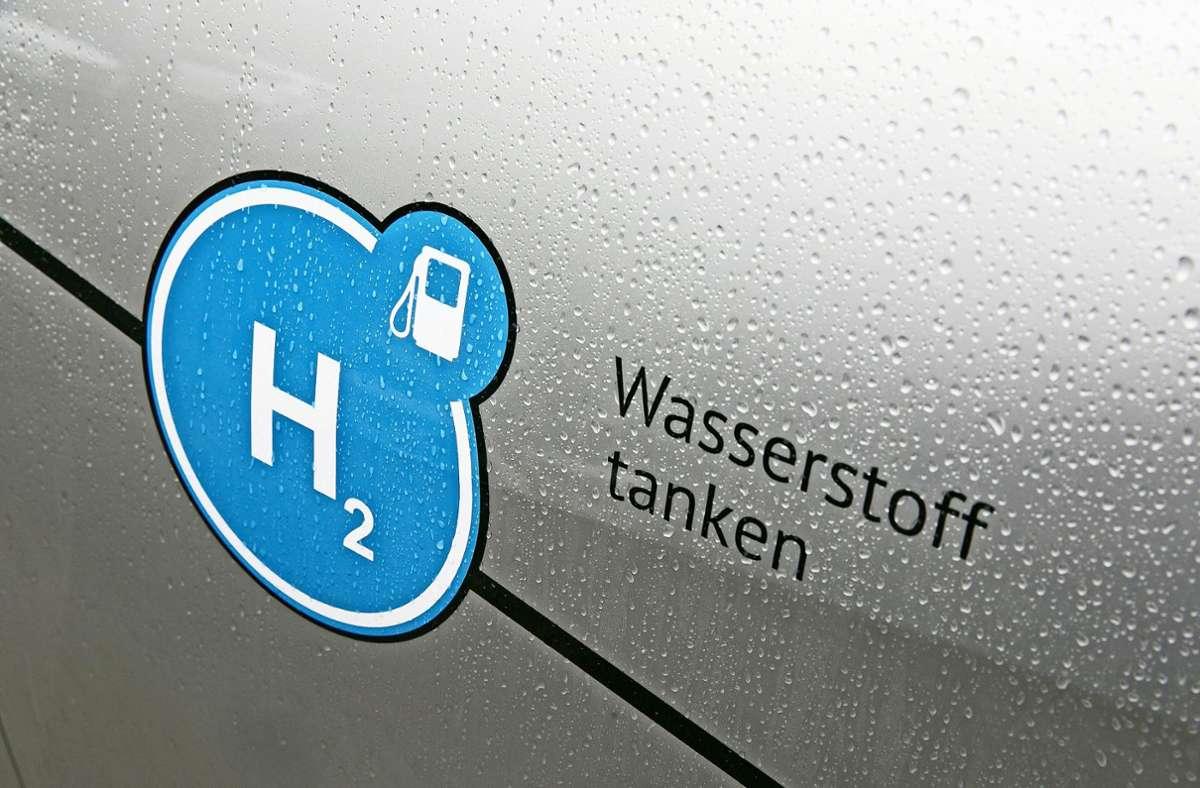 In Waiblingen ist eine Tankstelle mit selbst erzeugtem Wasserstoff geplant. Foto: Horst Rudel