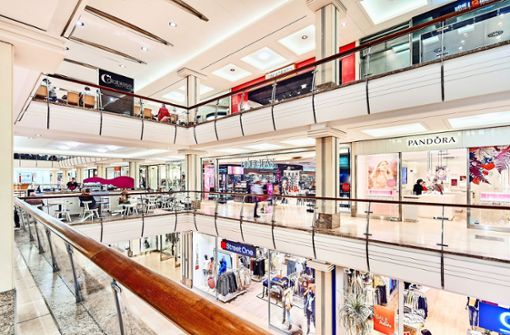 Neues Management in der Mall