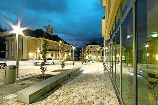 Das historische Zentrum von Korntal  ist auch die Mitte der evangelischen Brüdergemeinde. Über die Aufarbeitung spricht sie bisher nur in ihren eigenen Reihen. Foto: factum/Archiv