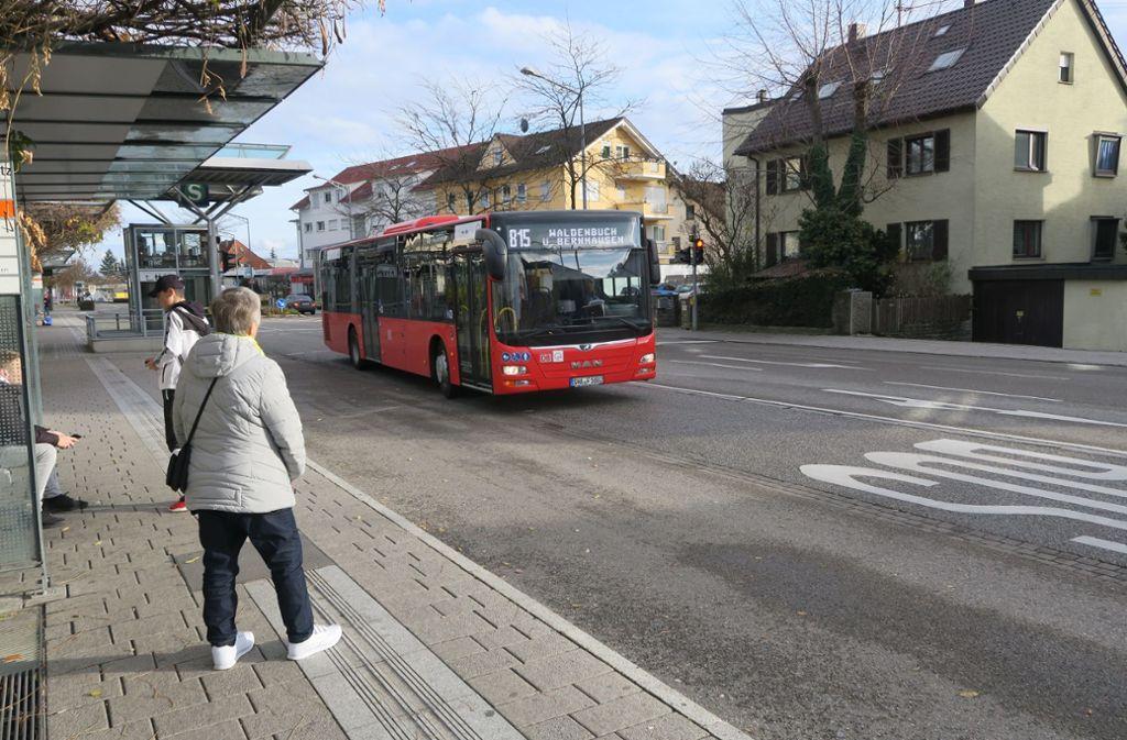 Die neuen Buslinien sind holprig gestartet. Foto: Malte Klein