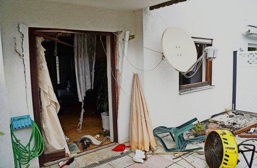 Gasexplosion: Vater hatte Hausverbot