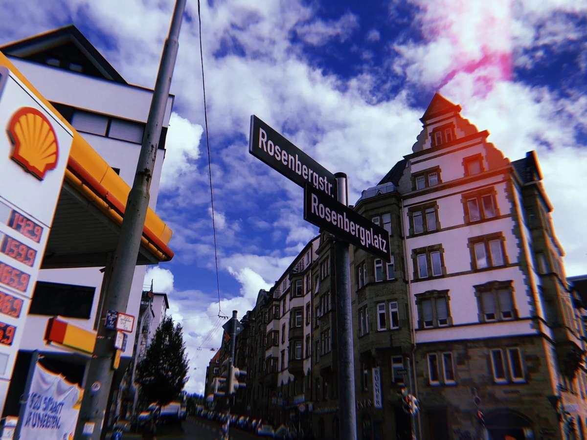 Rund um den Rosenbergplatz ist gut was geboten: Wir nehmen euch mit on Tour! Foto: Tanja Simoncev