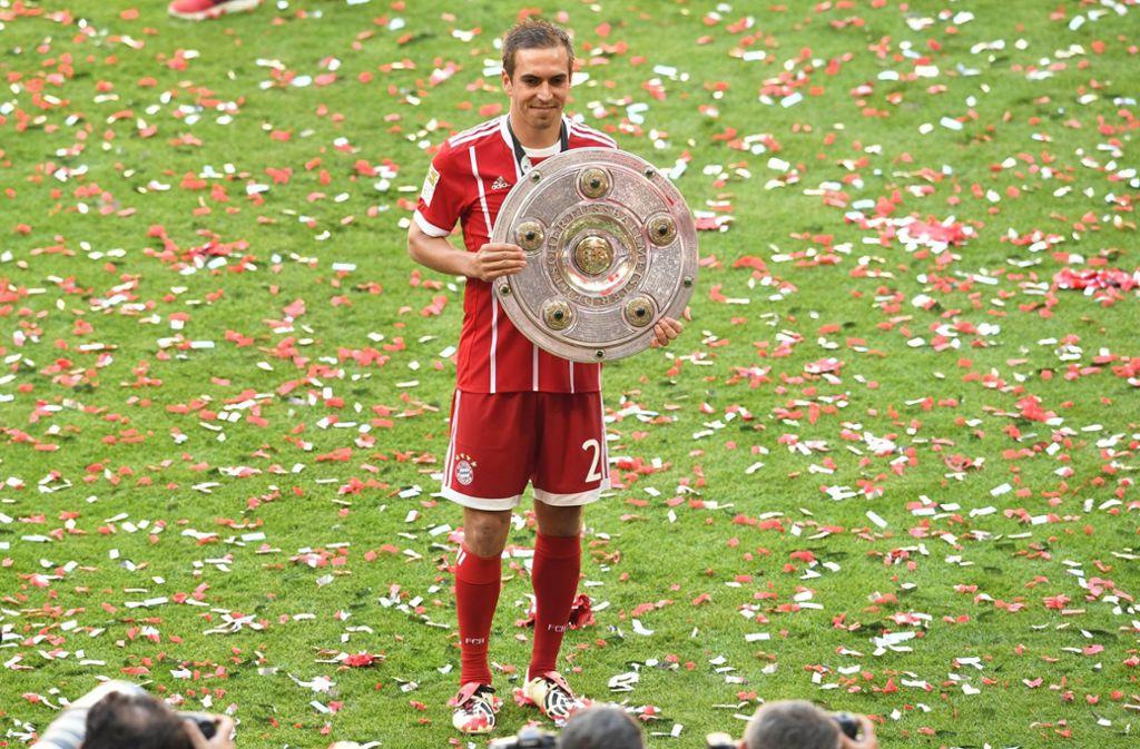 Philipp Lahm hat seinen sportlichen Erfolg in Unternehmensbeteiligungen umgemünzt. Foto: dpa
