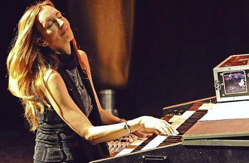 Jazz mit Barbara Dennerlein und eine Rarität