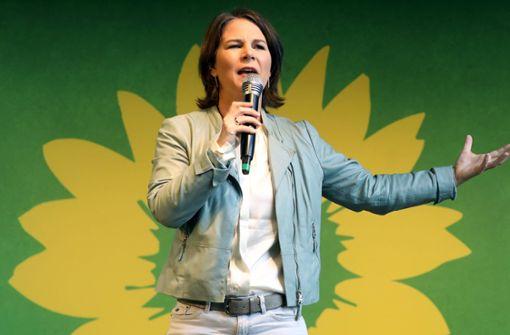 """Annalena Baerbock: """"Scholz steht für Weiterwursteln nach Groko-Art"""""""