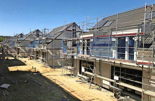Wohnraum-Bedarf in der Region bleibt hoch