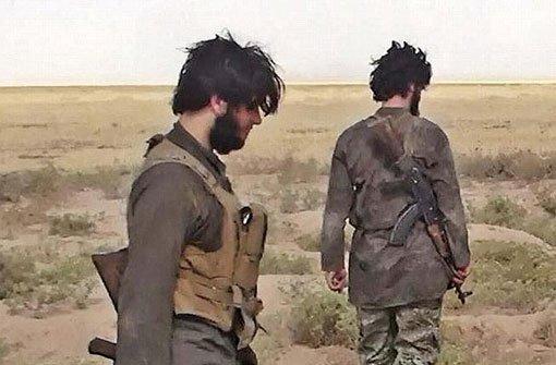 Mutmaßliche IS-Mitglieder verhaftet