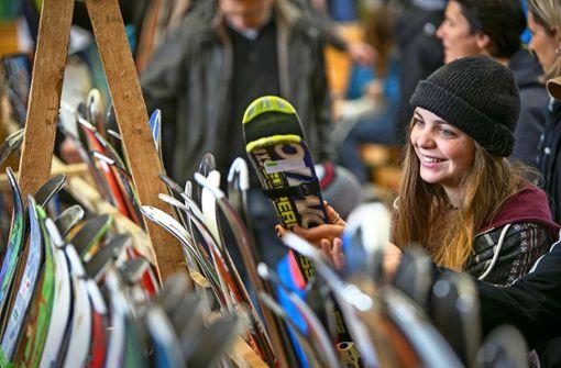 Die Ski-Saison steht vor der Tür