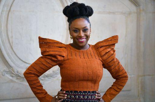 Nigerianische Autorin Adichie geehrt