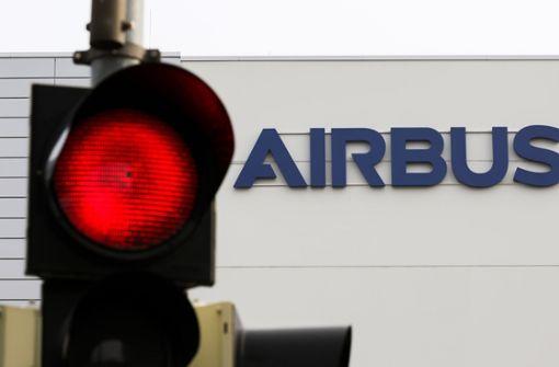 Bei Airbus stehen 3700 Stellen auf der Kippe