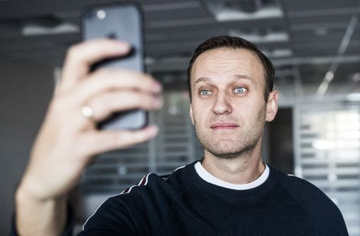 Alexej Nawalny aus Gefängnis entlassen