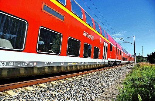 Hohe Strafen für Verspätungen der Bahn