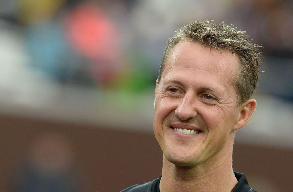 Von Michael Schumacher ist seit seinem Unfall so gut wie nichts bekannt. Foto: dpa