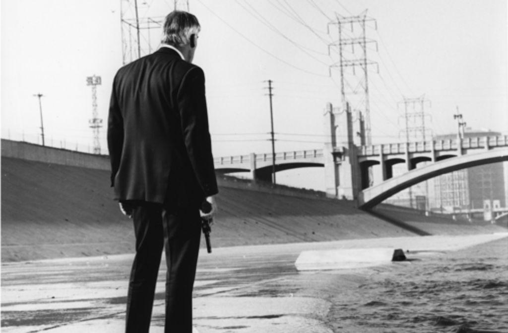"""Ein Kerl wie ein Baum: Lee Marvin spielte seinerzeit  die Hauptrolle in der """"Hunter""""-Verfilmung. Foto: Warner Home Video /MGM"""