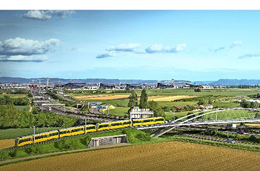Beim Stadtbahnausbau droht Stillstand