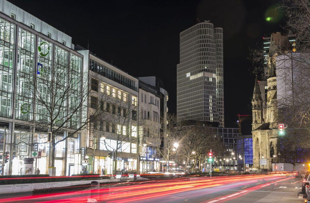 Immer wieder kommt es in Berlin zu illegalen Autorennen. Foto: dpa