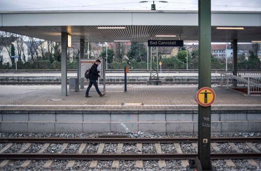 Menschen auf dem Gleis verursachen S-Bahn-Störungen