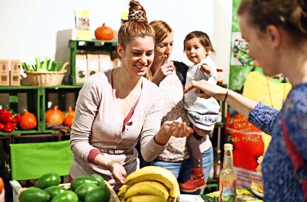 Nachhaltigkeit wird auf dem Heldenmarkt groß geschrieben. Foto: Heldenmarkt