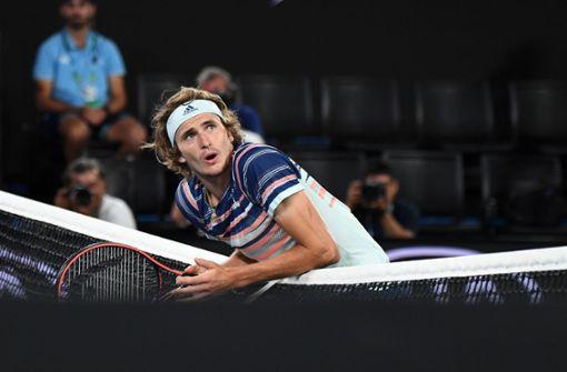 Keine Titel-Chance –  Zverev verliert Halbfinale