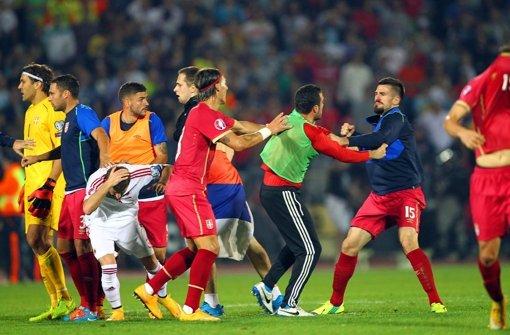 SC Freiburg verteidigt Mitrovic