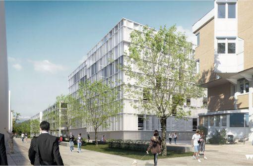 Esslingen will mit Neuer Weststadt punkten