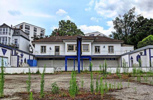 Zukunft der Blankenhorn-Villa weiter ungewiss
