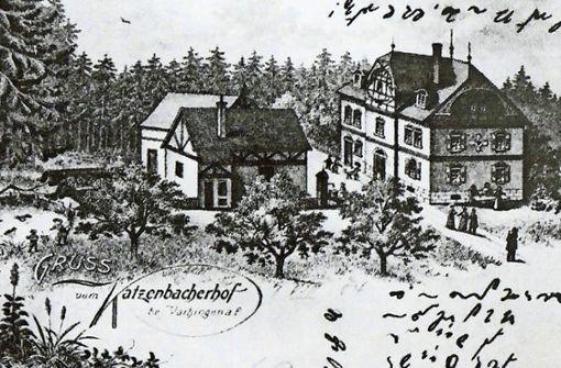 Das Haus im Wald feiert stillen Geburtstag