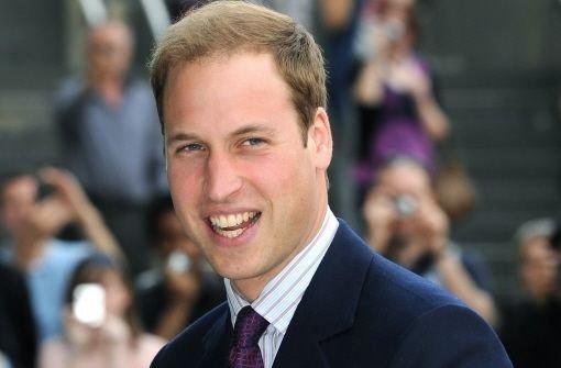 Prinz William - König der Herzen