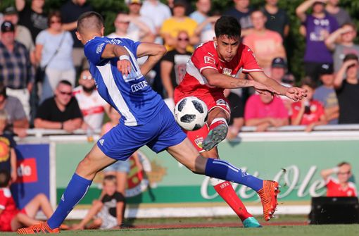 Gonzalez: Zwei Tore zum Debüt