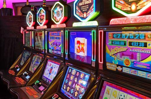 Spielautomaten aufgebrochen