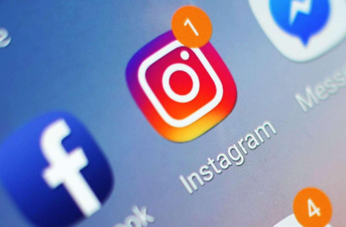 Der Facebook-Messenger soll in die Instagram-App integriert werden. (Symbolbild) Foto: picture alliance/dpa/Yui Mok