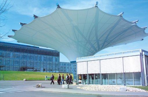 Festo investiert in neue Arbeitsräume  am Stammsitz