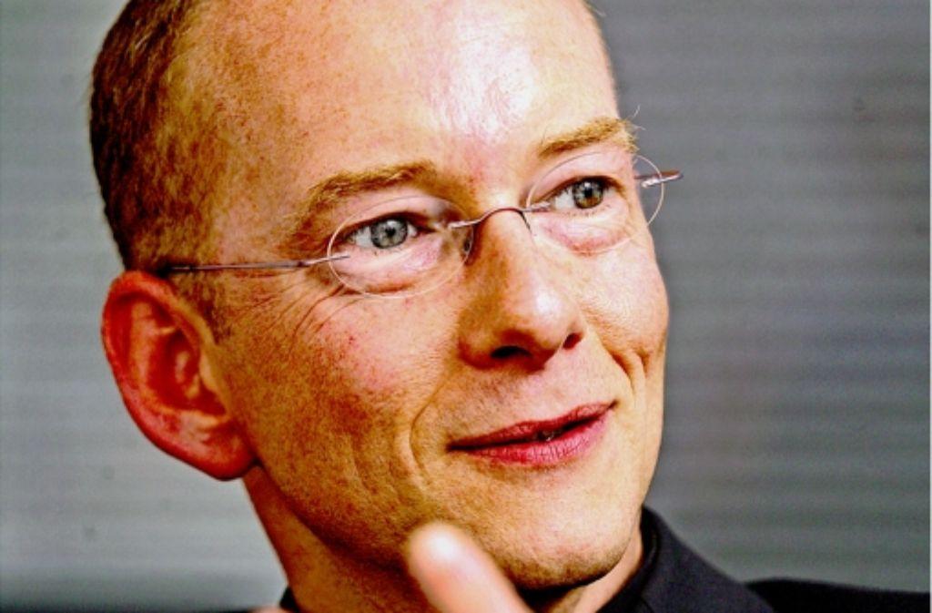 Christian Hermes wehrt sich gegen die Angriffe des Internetnetzwerks Politically Incorrect. Foto: Achim Zweygarth