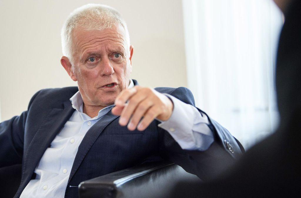 OB Kuhn hat ein Personalproblem – und ein Vertrauensproblem mit dem Gemeinderat. Foto: dpa