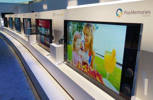 TV-Hersteller setzen auf Ultra HD-Fernseher