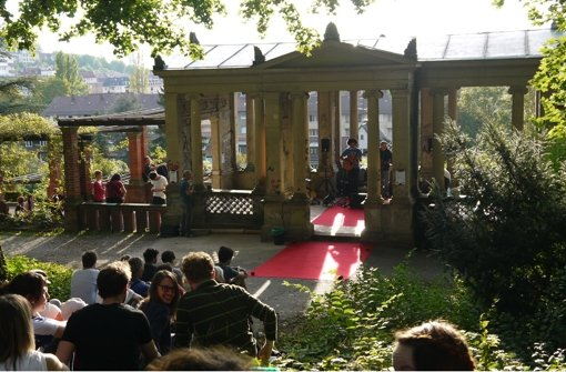 Auf so ein Wetterchen wie bei der Premiere im vergangenen Spätsommer hoffen die Organisatoren auch beim zweiten Bergkonzert in Stuttgart. Foto: Ayerle