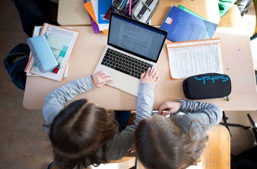 Land hilft Schulen mit 40 Millionen Euro