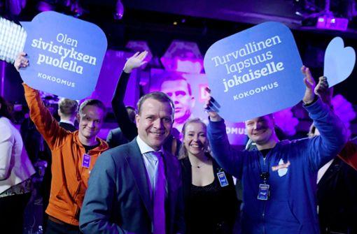 Sozialdemokraten erklären sich zu Sieger der Parlamentswahl
