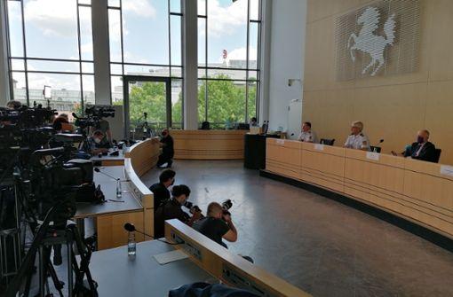 Liveticker zur Pressekonferenz von Stadt und Polizei zum Nachlesen