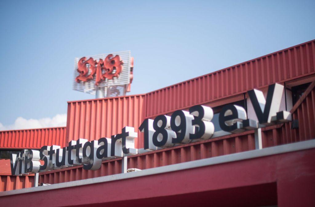 An diesem Wochenende feiert der VfB Stuttgart 125-jähriges Bestehen. Foto: dpa
