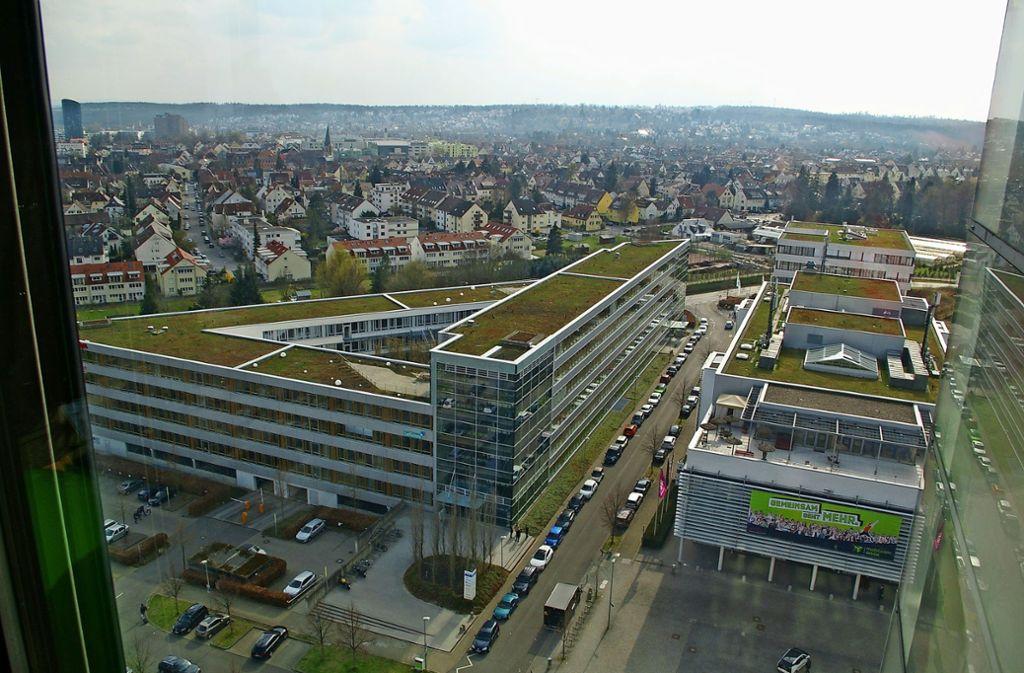 Im Step arbeiten insgesamt etwa 5000 Mitarbeiter. Foto: Archiv Alexandra Kratz