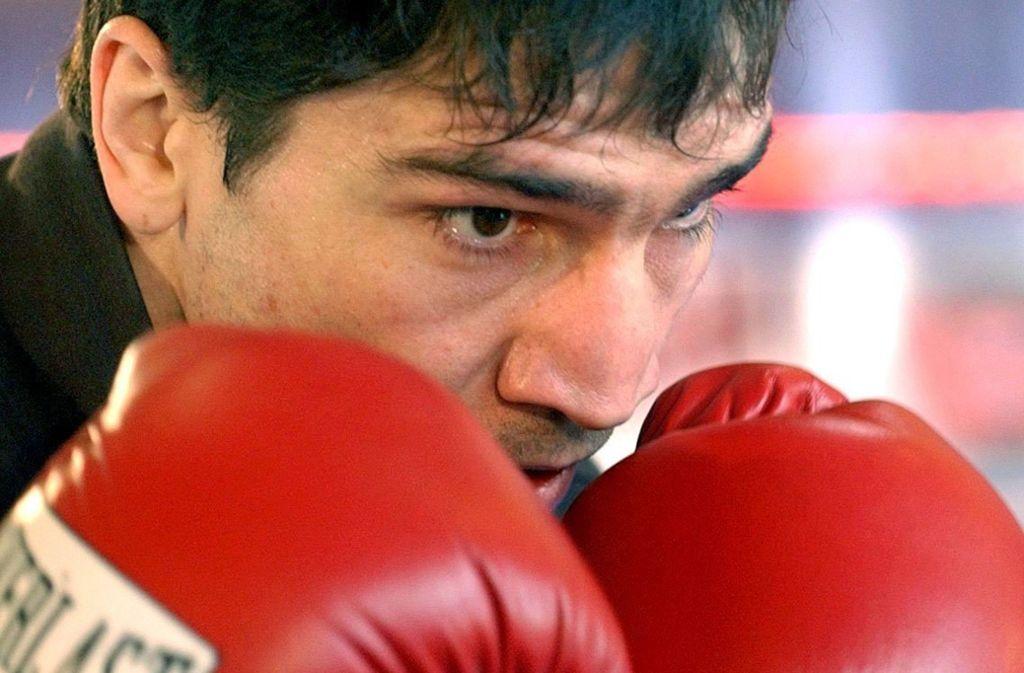 Box-Weltmeister Markus Beyer feierte 1999 seinen größten Erfolg. Foto: dpa