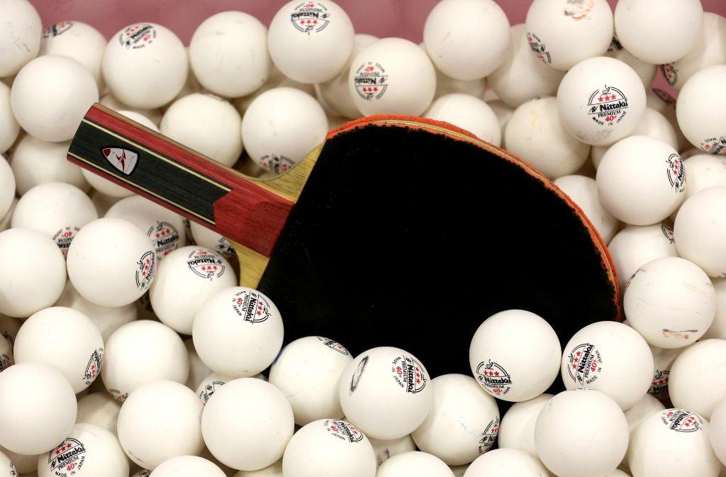Tischtennis kann jeder, denken viele. Dabei handelt es sich um einen hoch komplexen Sport. Foto: dpa