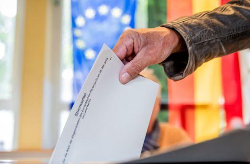 Erste Stimmen aus den Wahllokalen