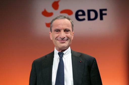 Henri Proglio, der Mann an der Spitze der EdF, gibt Rätsel auf. Foto: dpa