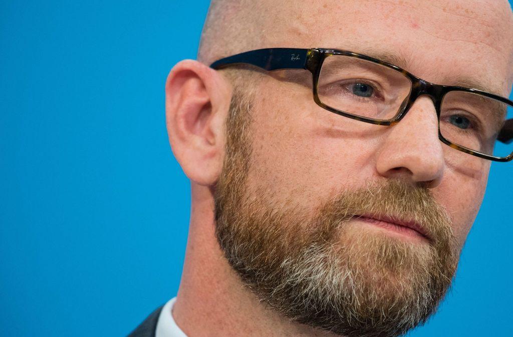 Zurechtgestutzt: Peter Tauber verliert als Generalsekretär der CDU massiv an Einfluss. Foto: dpa