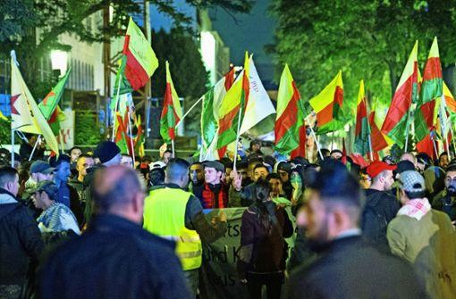"""""""Hoch emotionale"""" Proteste in der Stadt"""
