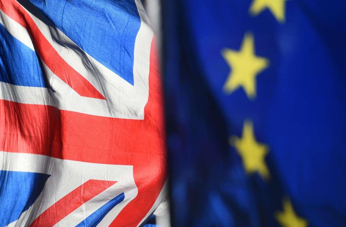 Die Europäische Union sieht eine Verletzung des Austrittsvertrags. London bekommt daher eine offizielle Anzeige. Foto: dpa/Kirsty OConnor