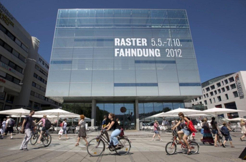 Stuttgart konnte auch wegen seiner hohen Zahl an Museumsbesuchern – zum Beispiel im Kunstmuseum –  punkten. Foto: Steinert