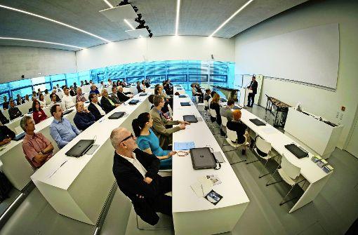 Wo Experten in Stuttgart rechnen lernen